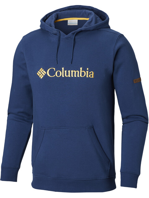 Columbia CSC Basic Logo II Hoodie Men Carbon